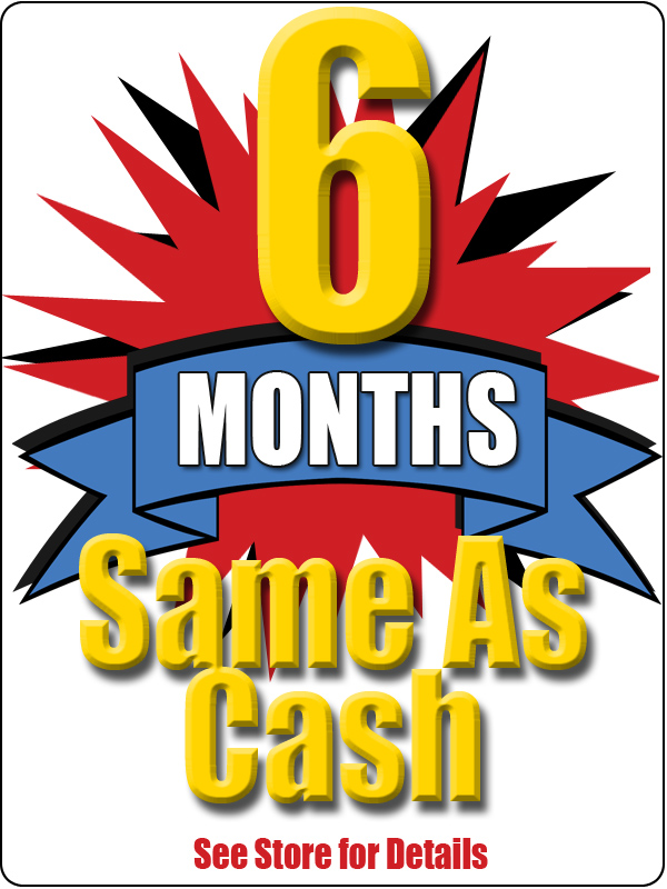6 Months same as cash